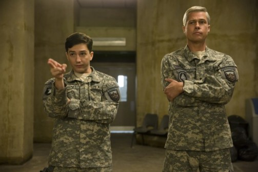 brad-pitt-john-magaro-war-machine